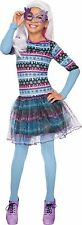 Monster High Abby Bominable Costume Size Child Small