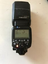 YONGNUO Speedlite YN600EX-RT Wireless Flash For Canon Camera Missing Cover
