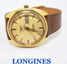 Vintage LONGINES ADMIRAL 5 STAR TURLER Automatic Watch 1970s Cal 507* EXLNT