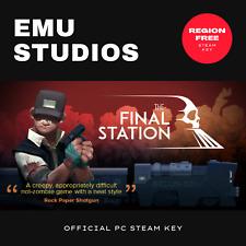 The Final Station (PC) Steam Key Region Free Survival