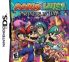 Mario & Luigi: Partners In Time - Nintendo DS Game