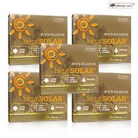 BETA-SOLAR 30-240 Natural Safe Tan Booster Astaxanthin Hyaluronic Acid Bronzer