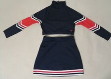 Authentic 2 piece Cheerleader Uniform