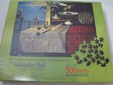 Salvador Dali Still Life Fast Moving 500 pc Jigsaw Puzzle Nature Morte Vivante