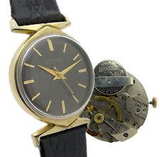 Hamilton Electric-Designer-doublè reloj hombre 1960er años calibre 505 raras