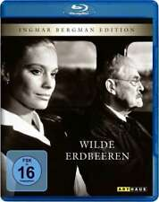"Wilde Erdbeeren [Blu-ray/NEU/OVP] Ingmar Bergmans brillantes ""Road-Movie in die"