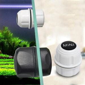 Mini Magnetic Fish Tank Aquarium Cleaner Brush Magnet Brush for Glass Tank Small