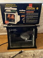 Ronco Showtime Compact Rotisserie & BBQ Oven Model 3000-T Plus And Accessories