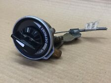 LATE MGB ROTARY AIR CONTROL, FULL WORKING ORDER, GOOD CONDITION