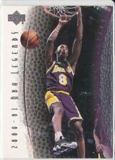 2001-02 Upper Deck Legends Kobe Bryant