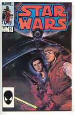 Star Wars 95 Marvel 1985 VG Luke Skywalker Princess Leia Han Solo Lumiya