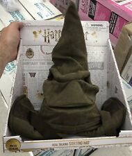 Harry Potter Real Talking Sorting Hat, High Rating!  Free Batteries!