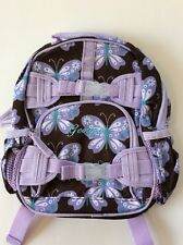 Pottery Barn Kids Mackenzie Purple Butterfly Mini Preschool Name GEORGIA