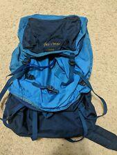 VTG Karrimor lynx iii backpack Rucksack 70's Era blue internal frame hiking