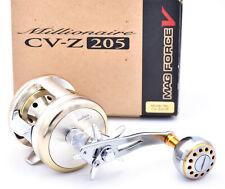 Daiwa Millionaire CV-Z 205 Baitcasting Reel