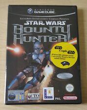 NINTENDO GAMECUBE STAR WARS : BOUNTY HUNTER   NUOVO SIGILLATO GC STARWARS
