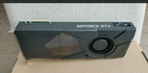 RTX 2080 Super 8GB Graphic Card Dell Alienware
