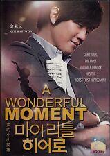 A Wonderful Moment 마이 리틀 히어로 KOREAN MOVIE DVD NTSC 0 Region Excellent ENG SUB