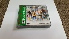 Final Fantasy IX Greatest Hits (Sony PlayStation 1, 2001)