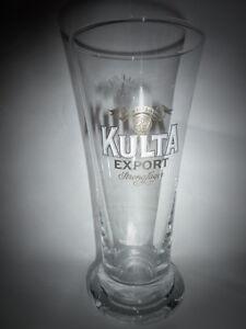 Kulta Export HALF Pint Glass Rare New