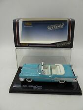 VITESSE n°36262 1/43 BUICK SPECIAL 1958 LIGHT TURQUOISE - CONVERTIBLE CABRIOLET