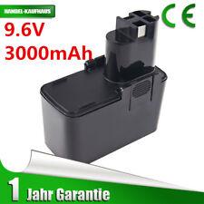 3000mAh 9.6V Akku für Bosch GBM 9.6VES-1 GBM 9.6VES-2 GBM 9.6VES-3 BAT001 DE NEU