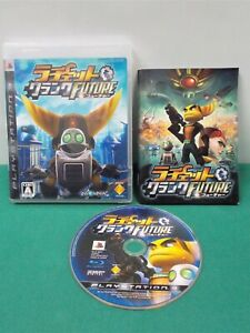 PlayStation3 -- Ratchet and Clank: Future -- PS3. JAPAN GAME. 50034