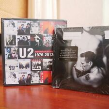 """U2 """"Complete Albums Collection 1976-2012"""" + """"Songs Of Innocence"""" 19+2 CD Box Set"""