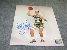 Bob Cousy Boston Celtics Signed 8x10 Photo HOF Holy Cross NBA f72fb0fa9
