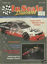 In Scale Illustrated Magazine #2 Spring 1995 Models Andy Such's Lumina