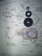 FORD Zephyr Zodiac Consul Mk2 Brake MASTER CYLINDER KIT (Disc Brakes) (Sep 60- )
