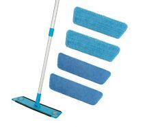 Simplee Cleen Microfiber Mop Kit with FOUR (4) Microfiber Pads Best Korean Fiber