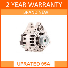 Alternator PEUGEOT 206 206+ 307 406 1.1 1.4 1.6 2.0 Petrol Models *UPRATED NEW*