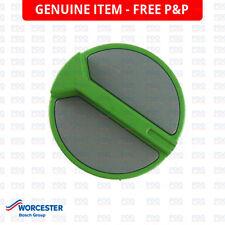WORCESTER DANESMOOR GREEN/GREY CONTROL KNOB 87161410870 -GENUINE, NEW & FREE P&P