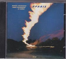 APARIS - markus stockhausen / simon stockhausen / jo thones CD