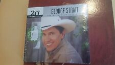 George Strait - Best Of George Strait-Millennium Collection [CD New]