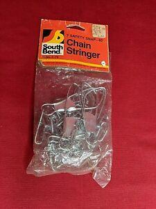 Vintage South Bend No. C-75 40 Inch Chain Stringer