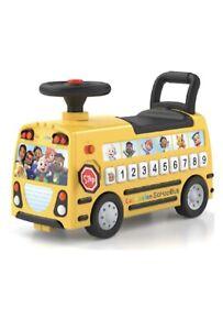 Spark Create Imagine Cocomelon Ride On Musical School Bus