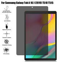 Privacy Anti-Spy PET Film Screen Protector For Samsung Galaxy Tab A 10.1 T510/T5