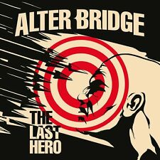ALTER BRIDGE THE LAST HERO DELUXE CD (Released 7th October 2016)
