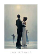 """Jack Vettriano """"Dance Me To Ende Der Liebe 40x50 cm Kunstdruck"""