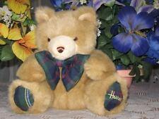 Harrods UK Christmas Bear Puppet 1994 RARE