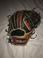 Wilson A2K 1786 11.5 Baseball Glove-Right Hand Throw. Comes With Wilson A2K Tag