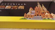 Kawada Nanoblock SAGRADA FAMILIA DELUXE EDITION SPAIN - japan toy NB-028