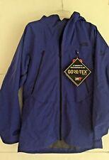 North Face Men's Purist Triclimate 3 in1 Goretex Jacket Medium Inauguration Blue