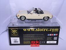 SRC 020 04 SLOT CAR PORSCHE 914 STREET VERSION LIGHT IVORY  LTED.ED.370 UNITS MB