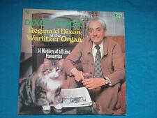 1 X VINYL ALBUM - REGINALD DIXON - DIXON MAGIC (1977) EMI OU2186
