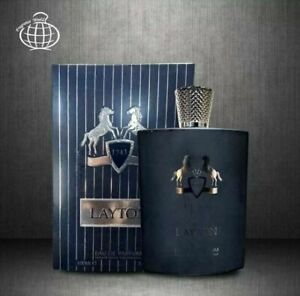 Layton Perfume By Frag World 100 ML🥇On Par w/ Rich Niche Parfums De Marly🥇