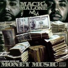 FREE US SHIP. on ANY 3+ CDs! USED,MINT CD Mack & Malone: Money Music