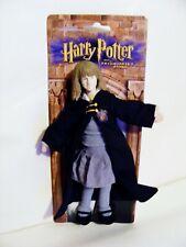 Harry Potter - Hermione Granger School Uniform Plush Doll by Trudi NEW on CARD